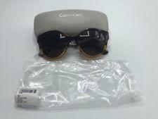 Calvin Klein CK431S 506 Sunglasses 54-20-140 Brown Gradient 0007