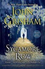 Sycamore Row by John Grisham (2014, Paperback) New!