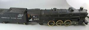 American Flyer #282 Steam Engine/tender