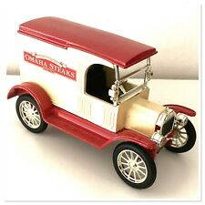 Ertl Collectibles Ford Model T Die-Cast Metal Vehicle Omaha Steaks