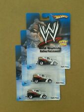 Hotwheels Anglia Panel Van Roddy Piper World Wrestling Entertainment Lot Of 3, N