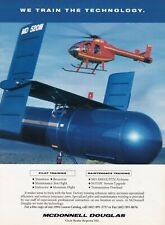 1994 McDonnell Douglas Helicopter Aircraft ad 5/30/2021e