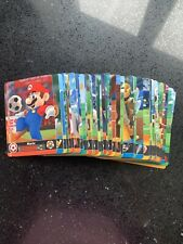 Mario Sports Superstars Amiibo Cards Bundle | Pick 5 From List Of 32 | All New