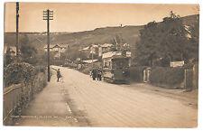 Tram Terminus, Cleeve Hill, Cheltenham, Unposted, at Malvern View, Mascot Bazaar