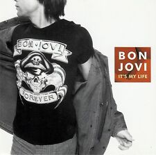BON JOVI : IT'S MY LIFE / 4 TRACK-CD (MERCURY RECORDS 562 755-2)
