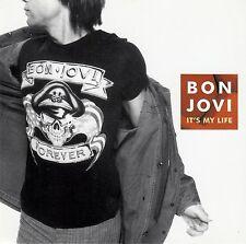 BON JOVI : IT'S MY LIFE / 4 TRACK-CD (MERCURY RECORDS 562 755-2)