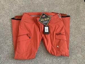 Burton Ski and Snowboard Pants Women XL Goretex Gloria Pant