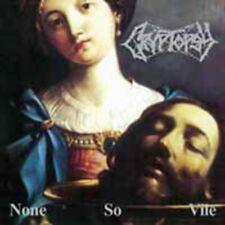 Cryptopsy - None So  Vile NEW CD