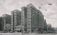 Postcard New Colonial Hotel Washington D.C. 1947