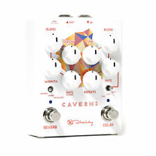 Keeley Electronics Caverns V2 Delay Reverb Guitar Effects Pedal