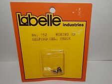 LaBelle Industries HO Scale Wiking Bedford Delivery Truck Lights #352 NIP