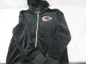 Kansas City Chiefs Fans Hoodie Fleece zip up Coat winter Jacket warm Sweatshirt