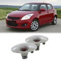 2PCS Turn Signal Side Marker Lamp Light for Suzuki Swift Grand Vitara Splas M7M3
