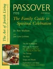 Passover, Second Edition: The Family Guide to Spiritual Celebration-ExLibrary