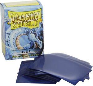 Dragon Shield Sleeves Classic Blue(100)