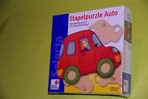 Selecta Puzzle Auto Stapelpuzzle 2046 Über 3