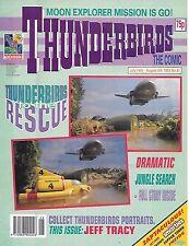 Thunderbirds #47 (July 24 1993) TV21 full colour reprint strips