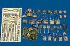 Royal Model 1/35 US Army Equipment WWII [Soldier Figure Accessories with PE] 202