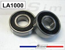 Lager (2 Stück) für Bosch Lichtmaschine REE 0101209033 Gleichstrom
