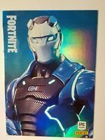 Panini Fortnite Trading Cards 2019 LEGENDARY OUTFIT #254 VHTF FOIL