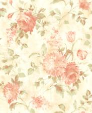 Floral Wallpaper Ebay
