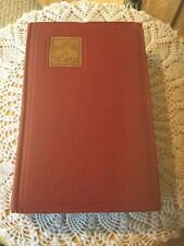 Vintage The Adventures Of Tom Sawyer By Samuel L. Clemens.  See Pictures.