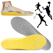 Soft Shoe Insoles Sport Support Insert Running Soles Pad Cushion For Men Women