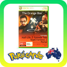 The Orange Box (Xbox 360, XB360) - FREE POSTAGE!