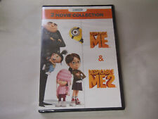 Despicable Me: 2-Movie Collection,(DVD New, Free Shipping)