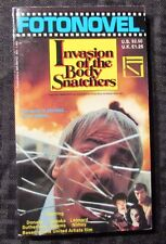 1979 INVASION OF THE BODY SNATCHERS 1st Fotonovel Paperback VF+  Movie
