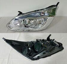 Ford Transit Custom 2013 to Headlight Chrome Lh Left Passenger Nearside Ns