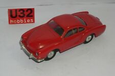 Bandai BT VW Volkswagen Karmann Guia Red Bus Excellent Condition Unboxed