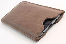 Samsung Galaxy Note 3 cuero marrón funda para móvil, funda, funda protectora, estuche Bag deseo grabado