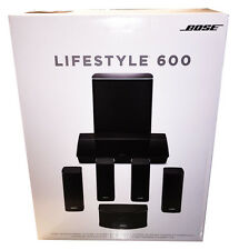 Brand New Bose LifeStyle 600 home theater system