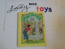1984 Cabbage Patch Kids Storybook - Xavier's Fantastic Discovery - EXCELLENT