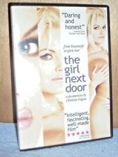 The Girl Next Door (DVD, 2006) Stacy Valentine documentary hot blonde