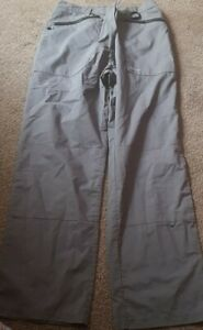 Rohan Womens Trousers Size 12 Grey