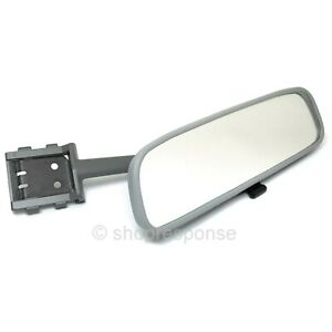 OEM Toyota 77-84 Land Cruiser BJ40 FJ40 FJ55 Rear View Mirror Assemby 8781090801