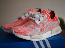 NEW ADIDAS NMD Solar Red Pink white PK Camo UK6 US6.5 EU39.3 DS boost 350 750