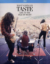TASTE: WHAT'S GOING ON - LIVE AT THE ISLE OF WRIGHT NEW BLU-RAY