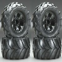 """Pro-Line 1192-12 Mounted 2.8"""" Masher Tires/Wheels (4) Stampede 4X4"""