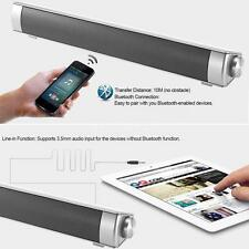 TV Speaker Surround Sound Bluetooth Soundbar Wireless Subwoofer Home Cinema P7C7