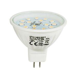 4,5Watt MR16 LED Leuchtmittel 12Volt DC GU5.3 Lampe Leuchte Glühbirne 50mm Spot
