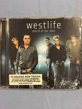Westlife - World Of Our Own - 2001 CD