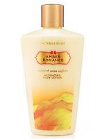 Victoria's Secret AMBER ROMANCE Body Mist Lotion Hand Cream Body Wash - Pick 1