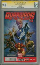 GUARDIANS OF THE GALAXY #1 CGC 9.8 SIGNATURE SERIES SIGNED STAN LEE MIKE ROOKER