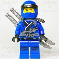 New Ninjago LEGO® Jay Sons of Garmadon Blue Lightning Ninja Minifigure 70642