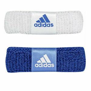Adidas Performance 2 Pcs Womens Wrist Band Set Blue White W67204 A4C