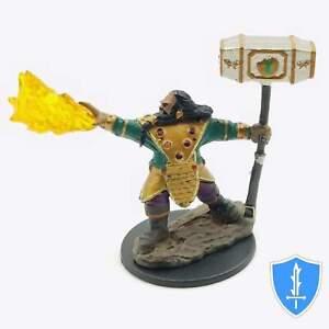 Dwarf Male Cleric - Icons of the Realms Premium Figures W6 D&D Miniature NIB