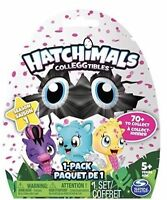 LOT OF (2) Hatchimals CollEGGTibles Blind Pack Bag Hatching Egg Season 1